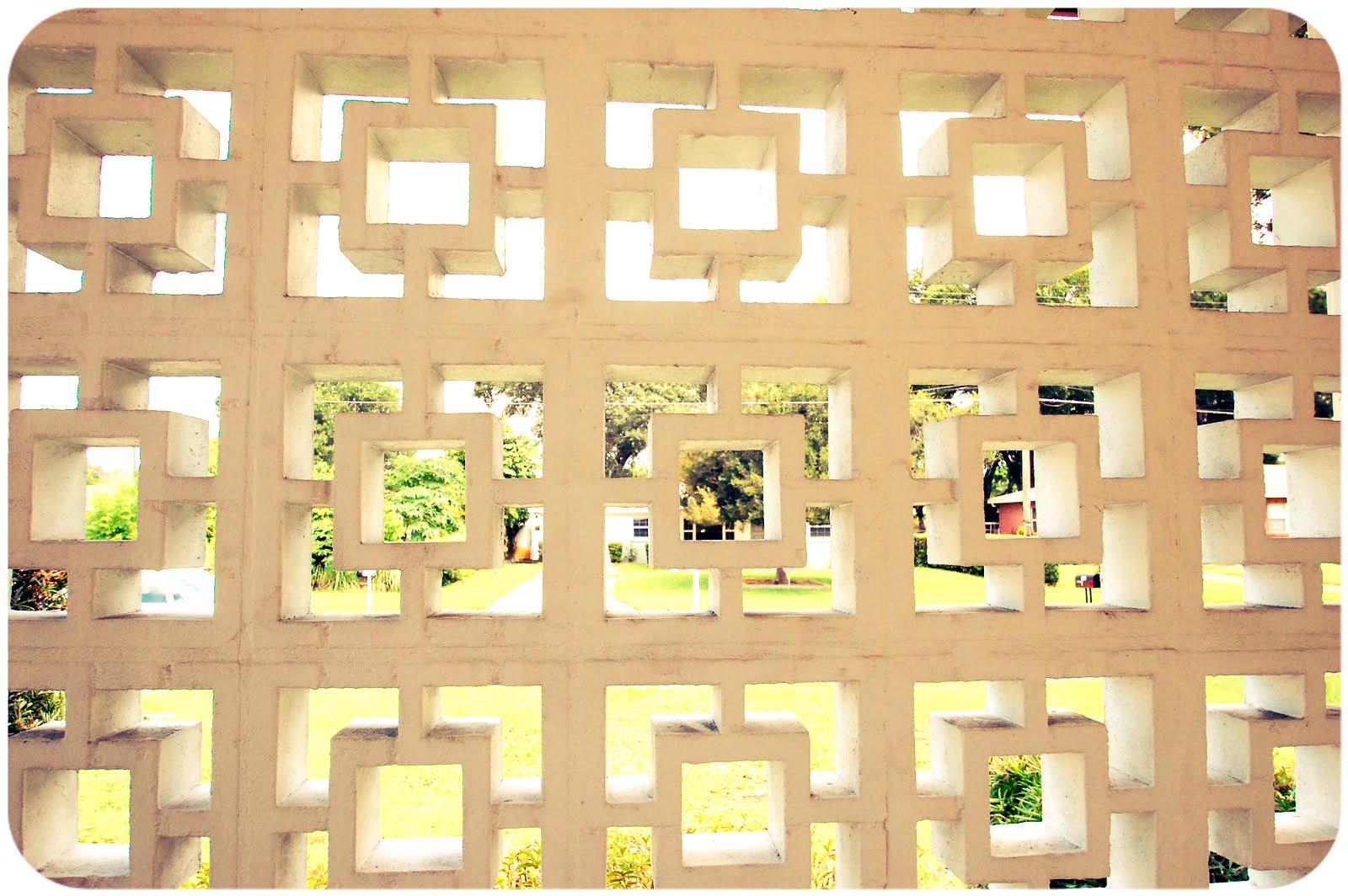 Breeze Bricks Inviting Summer In Your Garden La Chaise